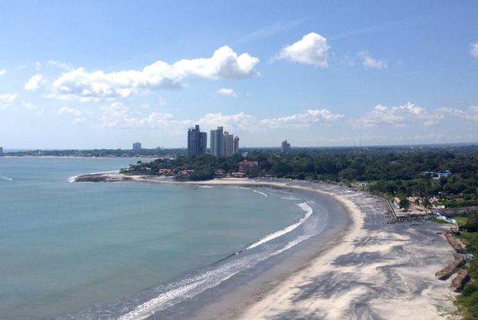 Playa Coronado, República de Panamá
