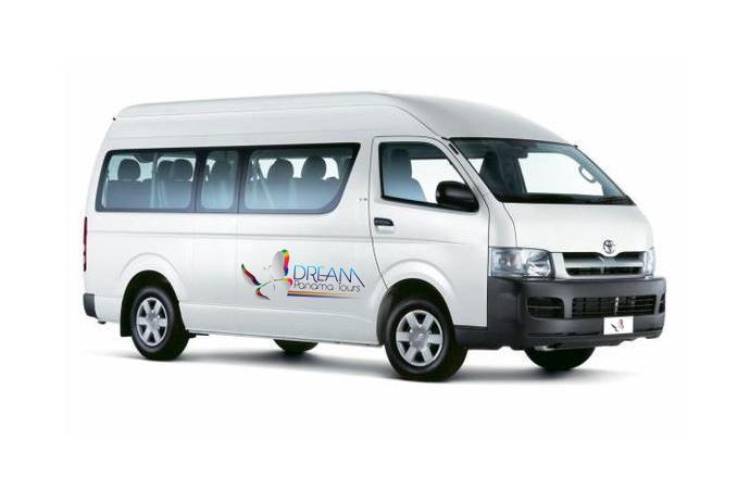 Dream Panama Tours: transporte turístico en Panamá