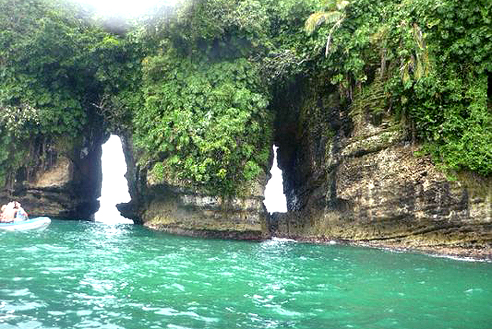 Isla Pájaro, Bocas del Toro, República de Panamá